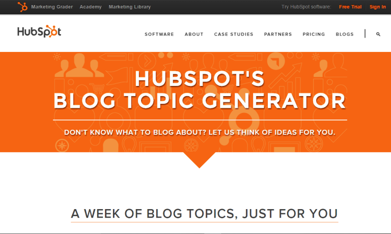 Hubspot Title Generator to Create Infinite Blog Posts! #contentcreation #blogpromotion