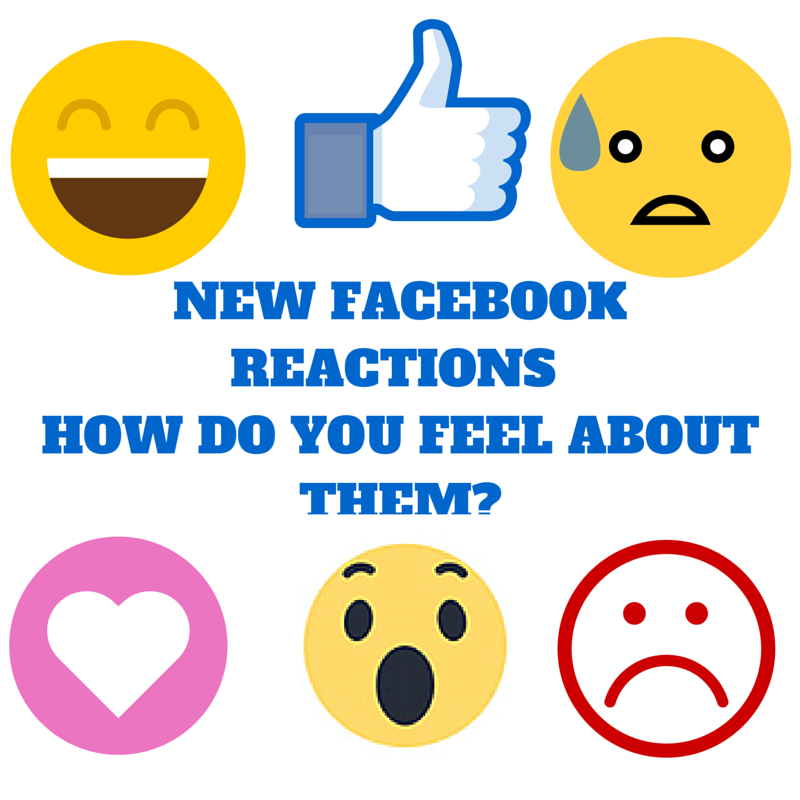 New Facebook Reactions precede changes for business users! #facebookemoticoncodes