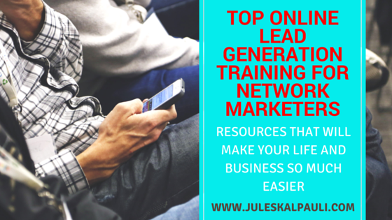 Where can you Learn how to Generate Leads for Your Network Marketing Business?
