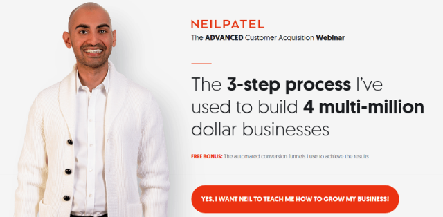 How to increase your email Subscribers Optins by 124% #neilpatel #emailmarketing