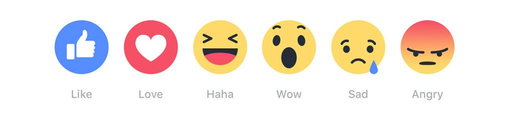New Facebook Reactions preceed changes for business users!