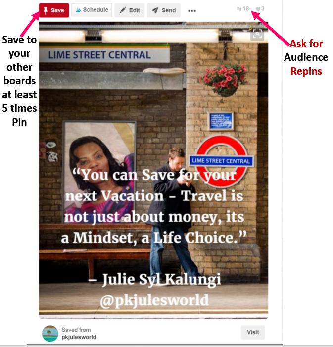 How to Make Money on Pinterest! #PinterestTips