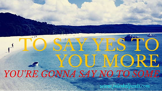 To Get more Yes's to your Business! #SayYes