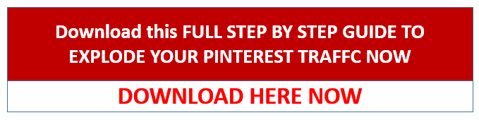Explode your Pinterest Traffic Fast!