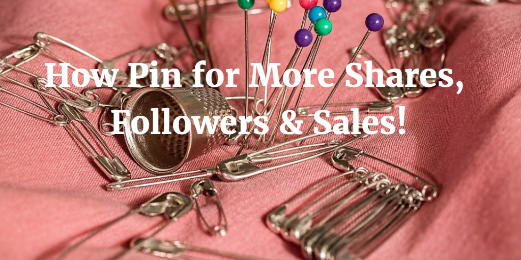 5 STEPS TO MORE PINTEREST FOLLOWERS & SHARES!