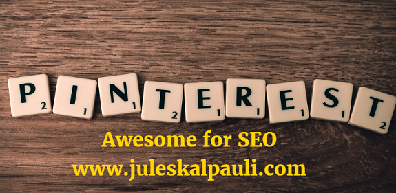 Blogging – Use Pinterest SEO For Better Search Engine Ranking!