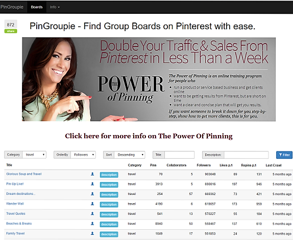 Here's how to Increase Traffic from Pinterest in 90 Days #pingroupie #pinteresttraffic