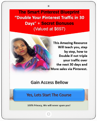ULTIMATE PINTEREST ROAD-MAP