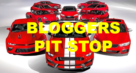 Bloggers Pit Stop #28