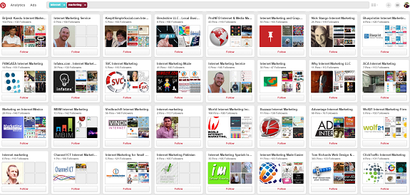 How to Use Pinterest for Your Internet Marketing Initiative!