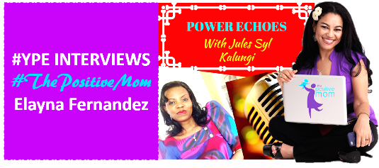 Home Business Success: Interview with Elayna Fernandez #ThePositiveMom