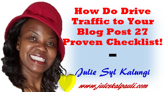 How to promote your blog post 27 Different ways!