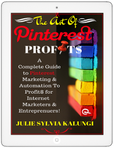 The art of Pinterest Profits on Amazon_Widget