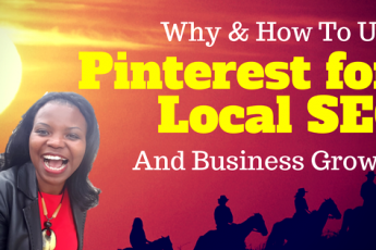 How to Use Pinterest for Local SEO & Traffic Gains #pinterestprofits