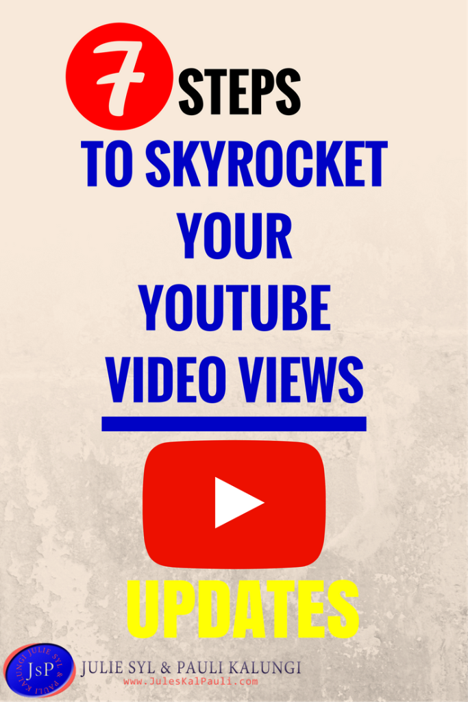 YouTube Changes Algorithm – How to Maintain Your YouTube Video Views and Gain even More Targeted Followers!