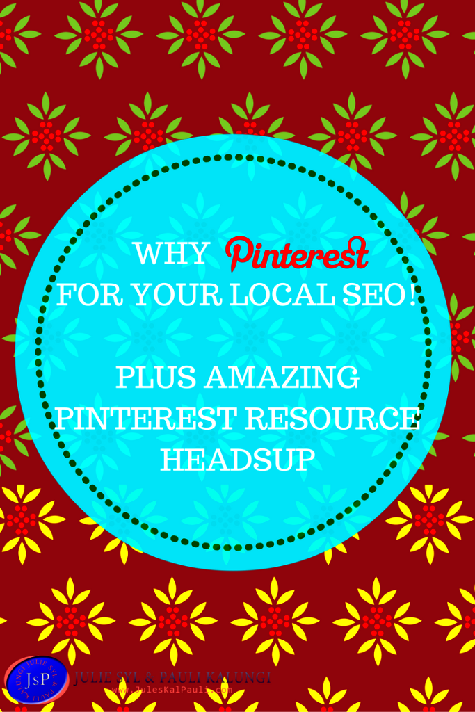 How to Leverage Pinterest for Local SEO, drum up both local and new business and custom for your brand, blog traffic and make even more sales! #pinterestmarketing