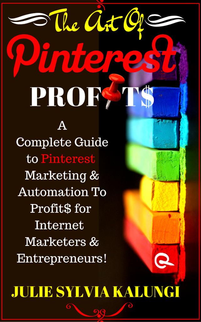 The Art of Pinterest Profits on Amazon!