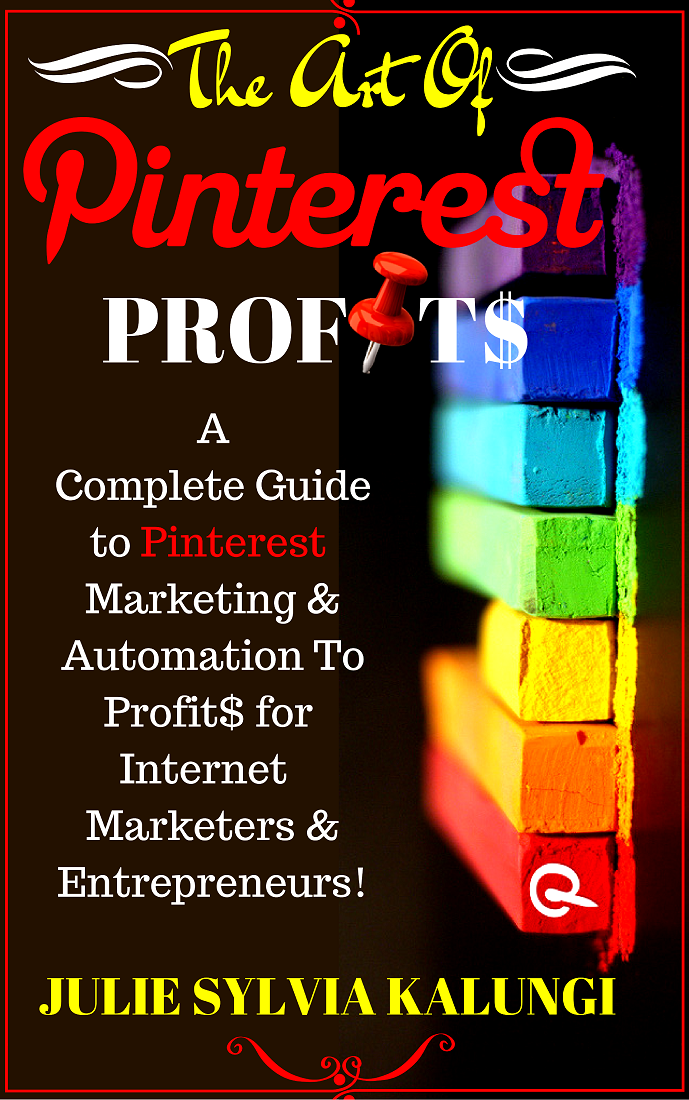 Welcome to Your Pinterest Party, celebrating Authorship and the Launch of the Paperback Version of The Art of Pinterest Profits on Amazon. Get Your Copy today…