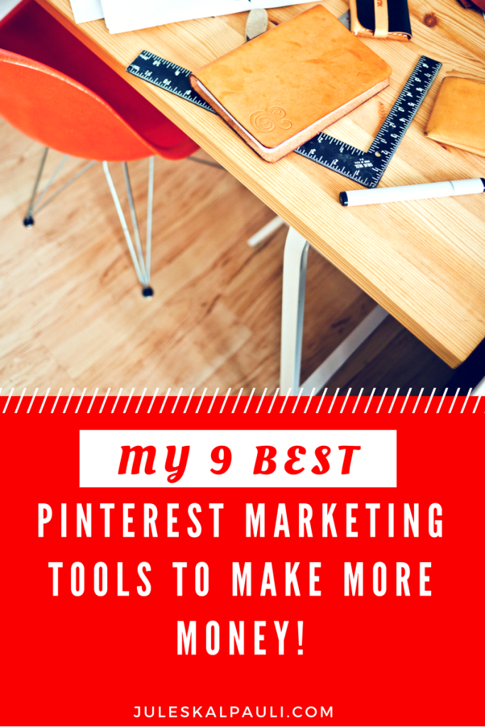 My Best Pinterest Marketing Tools to help you make money! Plus The Latest Changes and how they affect your Business! #pinteresttools