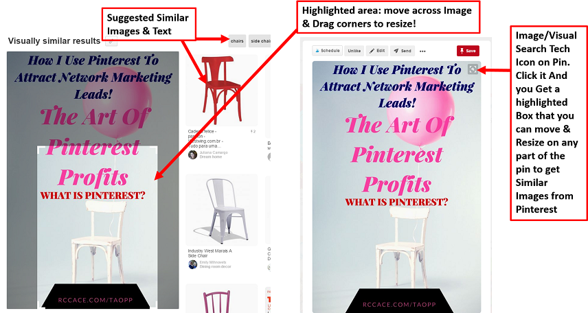 Pinterest Toools_ Artificial Intelligence Image Recognition #Pinterestchanges
