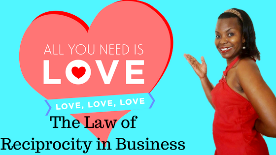 The Law of Reciprocity in Network Marketing #reciprocity #lawofattraction