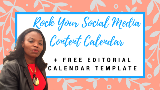 Content marketing Tips – SOCIAL MEDIA CONTENT CALENDAR 2017