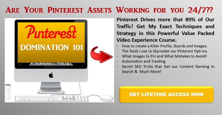 The Ultimate Pinterest Roadmap -Best Pinterest For Beginners and Business Training!
