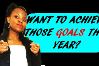 How do you Guarantee New Year Goals Success! #goalsettingthatworks