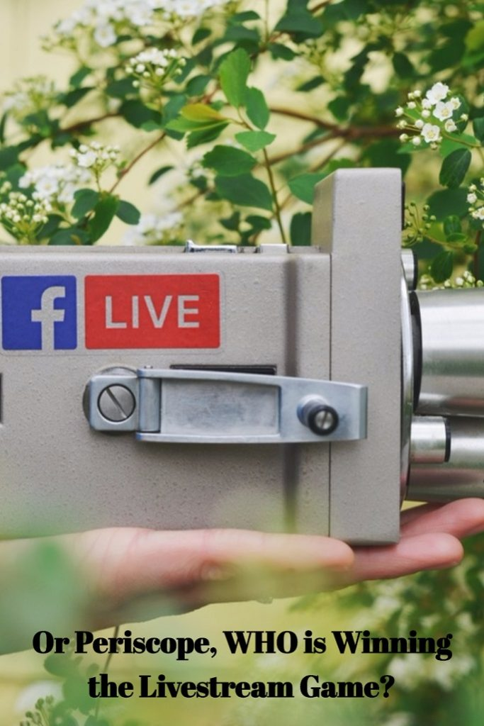 Periscope or Facebook Live: Which one is winning? Periscope or Facebook live| Periscope vs Facebook Live| Facebook video, periscope| Twitter periscope| Live streaming| Periscope| Facebook