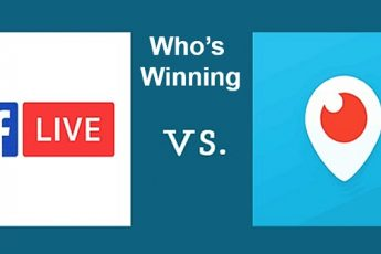 Periscope or Facebook Live: Which one is winning for you? #livestreamapps #facebooklive