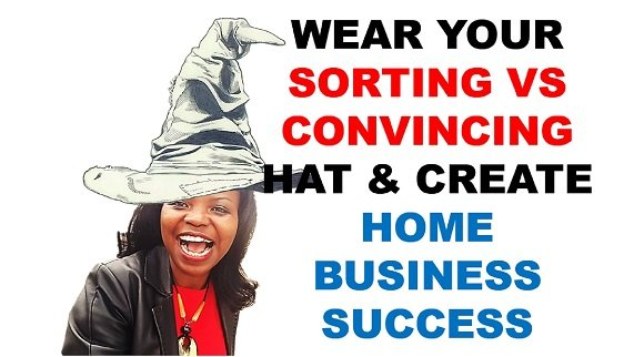 Home Business Success Factors: Sorting Vs Convincing