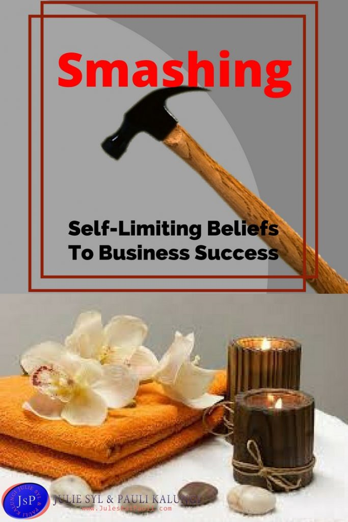 7 Steps to Changing your life - Bannish the Self-Limiting Beliefs!