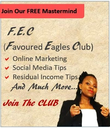 The Favoured Eagles Club A Private Mastemind of Success Centered Entrepreneurs