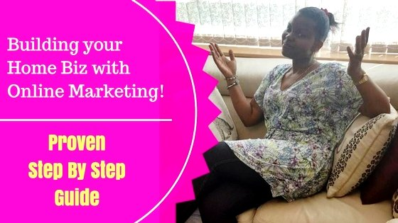How to Build a Home Business with Online Marketing!