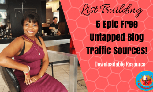 Use These 5 Terrific Untapped Free Traffic Sources