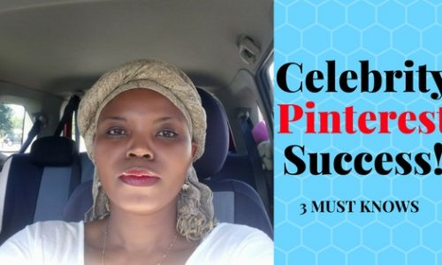 Pinterest Expert explains 3 Celebrity Pinterest Success Tips