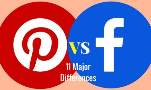 Pinterest Vs Facebook: What's the Difference?