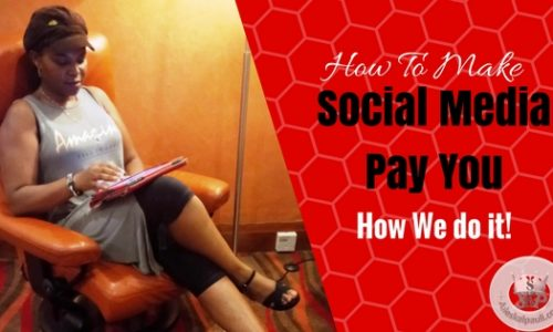 It Changed Our Lives – How to Make Social Media Pay you!