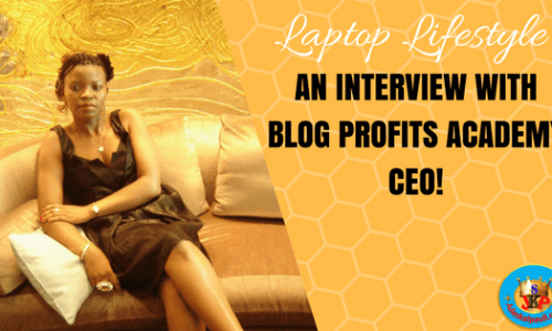 Julie Syl Kalungi Featured on the Blog Profits Academy CEO Show!