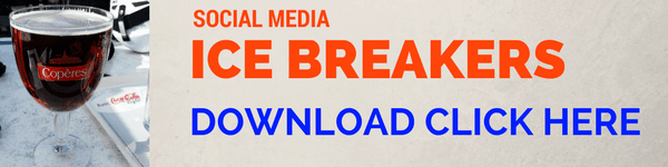 Social Media Ice Breakers - Social Media Prospecting Download