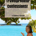 Afro-Brit Travelpreneur Confessions Book Pre-launch!