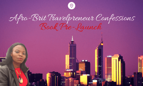 Afro-Brit Travelpreneur Confessions Book: Pre-Launch Book Review