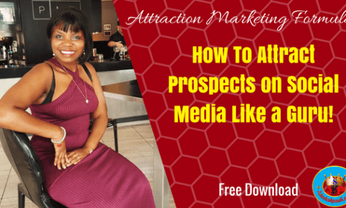 Attraction Marketing Formula – Attract Prospects on Social Media Like a Guru!
