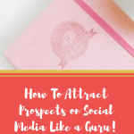 Attraction Marketing Formula - How To Attract Prospects on Social Media Like a Guru!