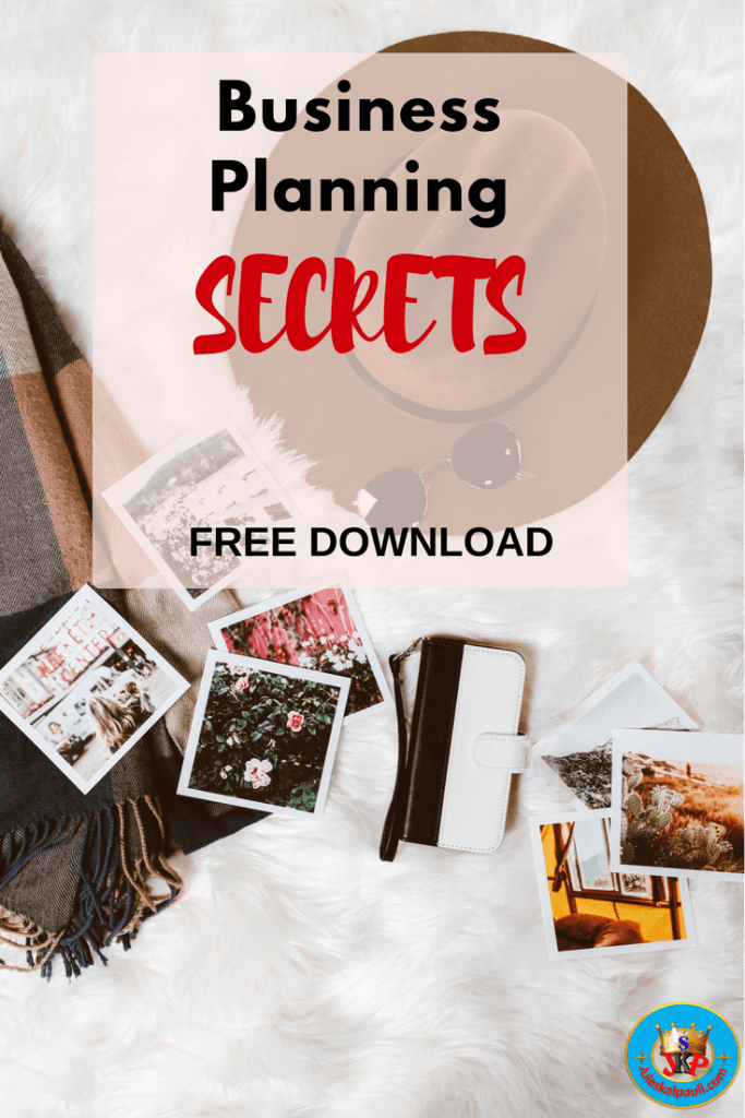 7-Figure Business Planning Secrets for Success in your Home Business!