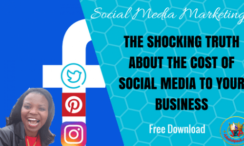 The Shocking Truth about the Cost of Social Media to your Business! #SocialMediaMarketing