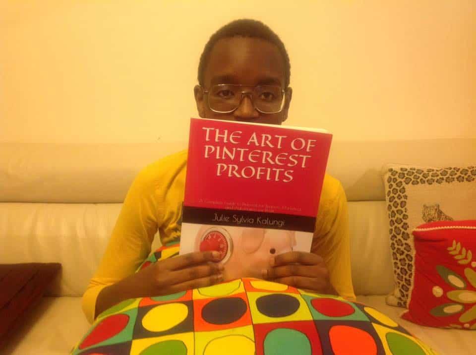 The Art of Pinterest Profits – Julie Sylvia Kalungi