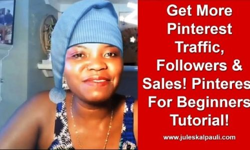 Get More Pinterest Traffic and Followers | Pinterest Marketing Tool Review #PinterestHacks