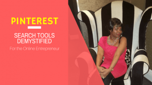 Are you Using Pinterest Search Tools to Shop or Find Clients?