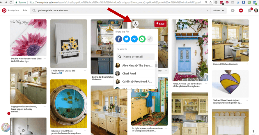 Pinterest Search Tools Make it easier to click and buy stuff you see right from Pinterest!